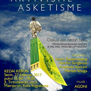 AKTIVISME & ASKETISME