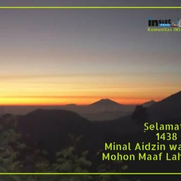 Selamat Idul Fitri 1438 H/ 2017 M. Mohon Maaf Lahir dan Batin