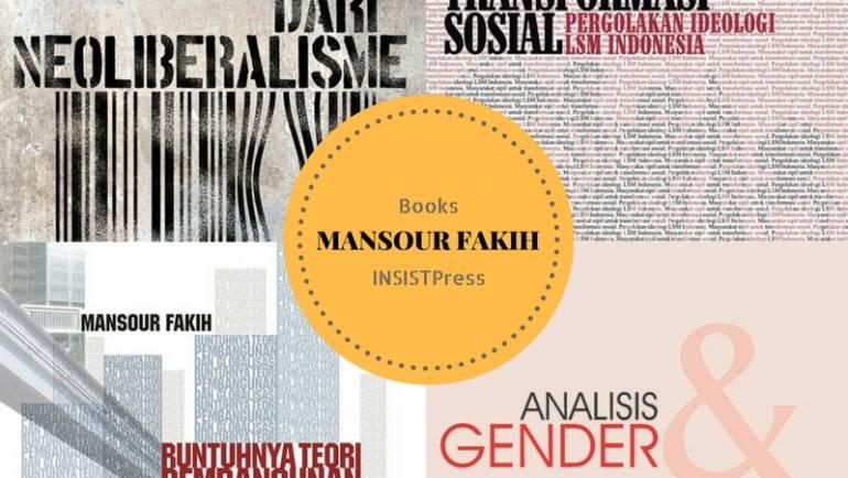 Buku Karya Mansour Fakih