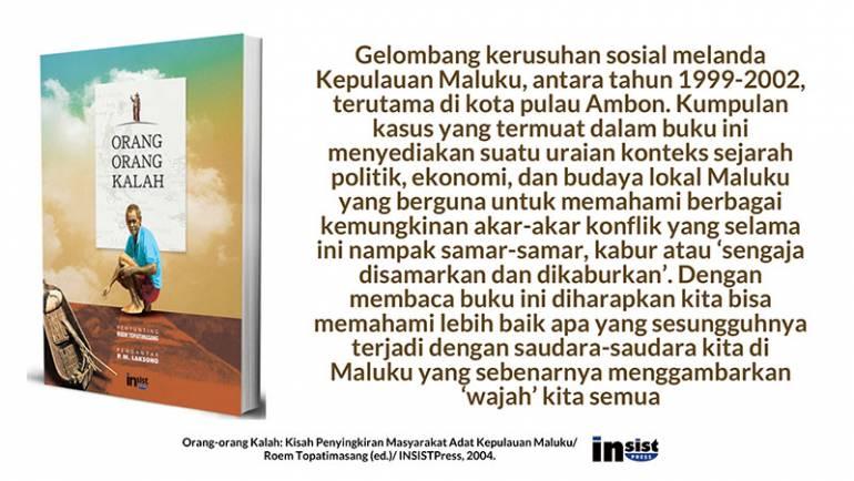 Potret Wajah Orang Maluku