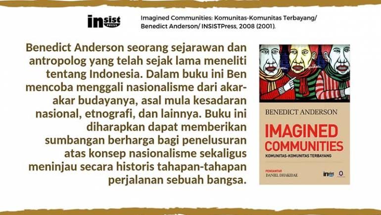 Memahami Imagined Communities (Benedict Anderson)