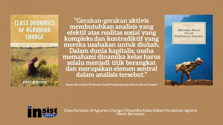 Dinamika Kelas dan Perubahan Agraris
