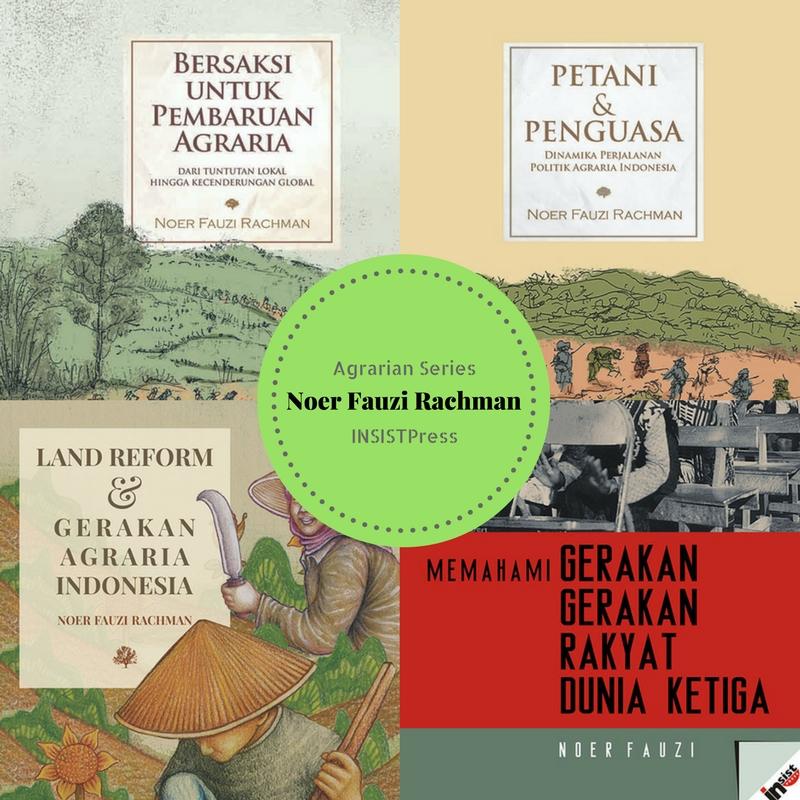 Buku Karya Noer Fauzi Rachman
