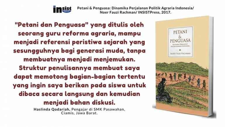 Haslinda Qodariah: Penyebaran buku ini perlu menyasar generasi muda