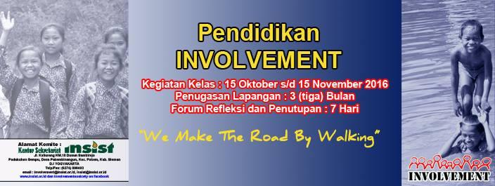 INVOLVEMENT Angkatan IX/2016