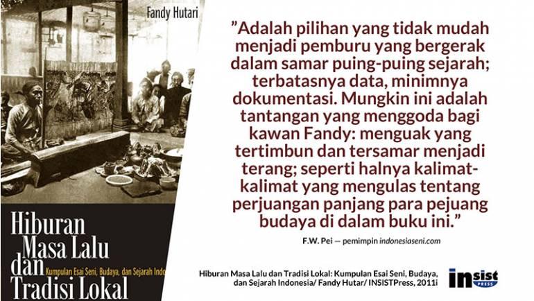 Melacak Sejarah Kesenian dan Tradisi Lokal di Jawa Barat
