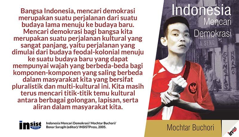 Indonesia Mencari Demokrasi