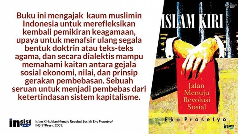 """dari buku: """"ISLAM KIRI – Jalan Menuju Revolusi Sosial"""""""