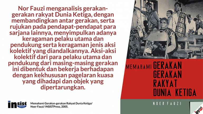 """Review buku """"Memahami Gerakan-gerakan Rakyat Dunia Ketiga"""""""