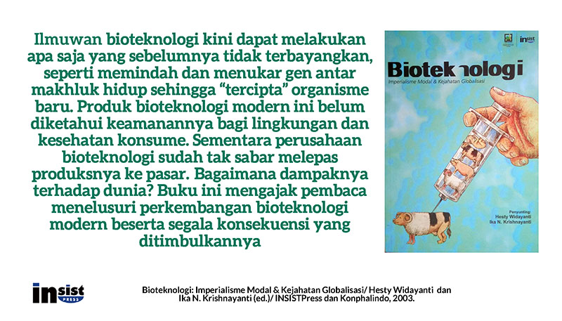 Menimbang Kembali Transgenetika