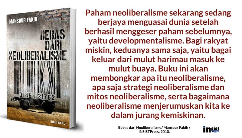 Book Review: Bebas Dari Neoliberalisme