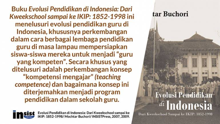 Sejarah Panjang Pendidikan Indonesia