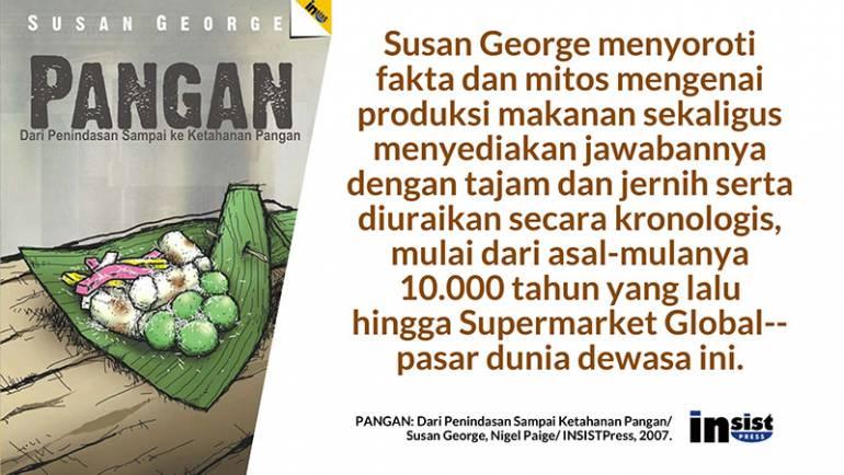 Pangan, Sebuah Buku Berisi Fakta Mengerikan