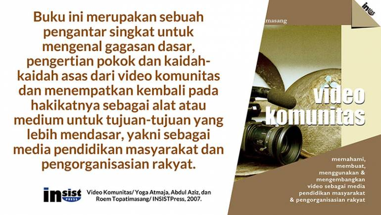 Video Komunitas