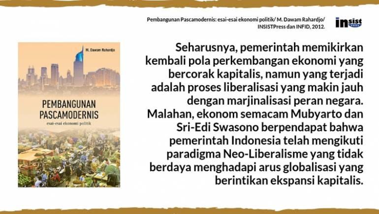 Kondisi Pembangunan Ekonomi Di Indonesia