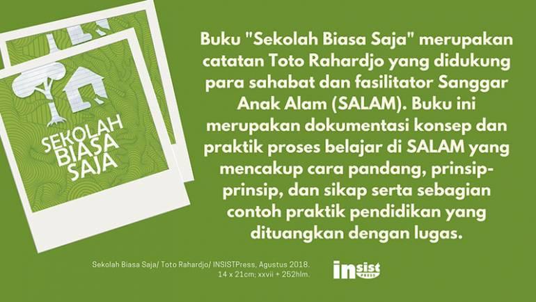 Tak Hanya Menjadi Alat, Pendidikan di Indonesia Berhasil di Perdagangkan