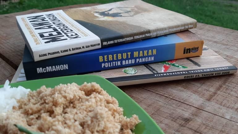 Tiwul dan Politik Pangan